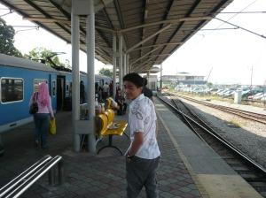 Port Off Klang KTM Station
