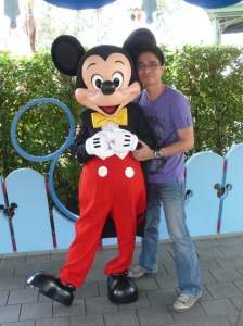 Micky and Me