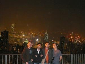 Hongkong at night 2