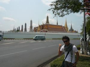 Temple nila