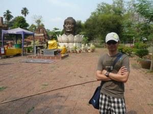 Head of Buddha