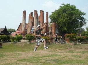 Ayutthaya Jump!