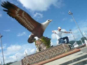birdie jump!